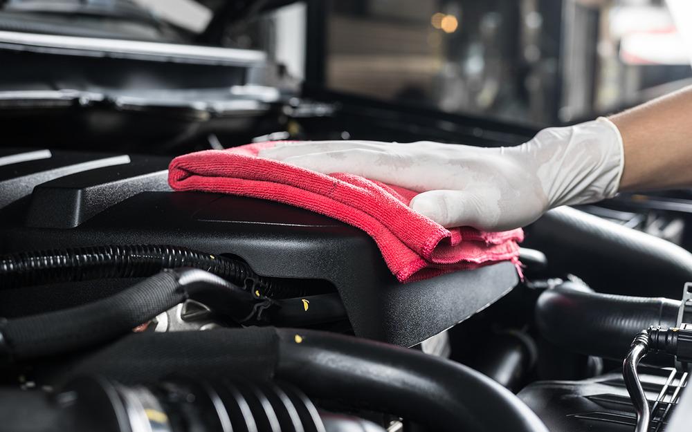 Банный день: пошаговая инструкция для мытья движка автомобили,ремонт автомобилей,тюнинг