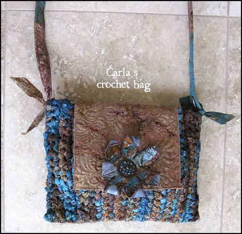 Вязаные сумки хенд-мейд — идеи для вдохновения