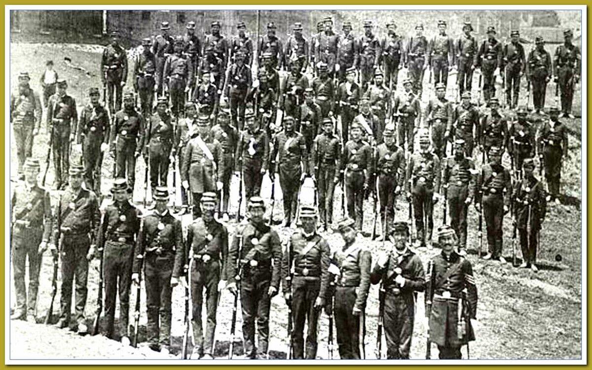 Источник Яндекс.картинки. Американские солдаты