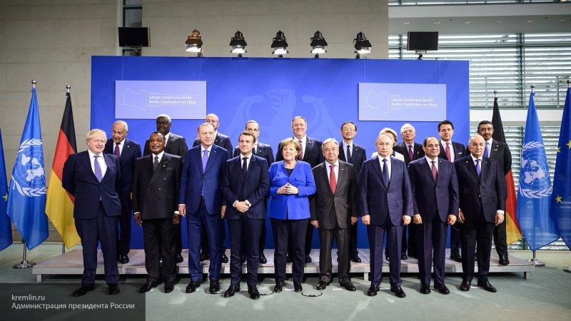 СМИ пишут об окончательном согласовании итогового документа участниками саммита по Ливии