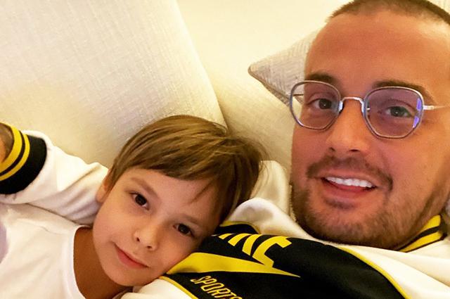 10-летний сын Гуфа и Айзы Долматовой Сами представил свой первый клип Звездные дети
