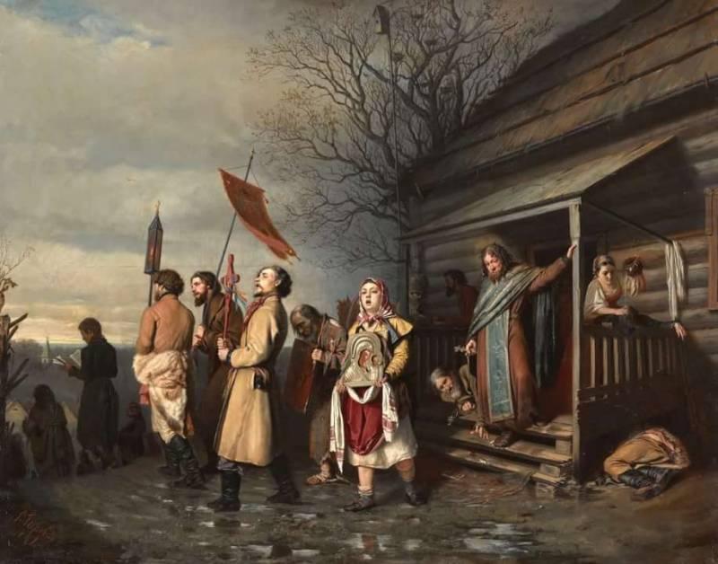 Проблема пьянства в Российской империи история