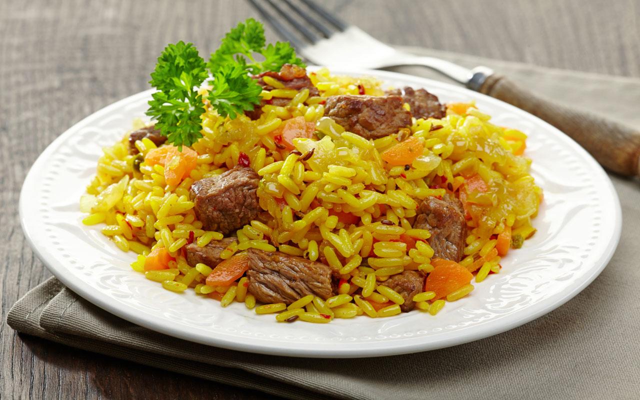 Плов - дело тонкое. 9 секретов приготовления восточного блюда (4 рецепта)