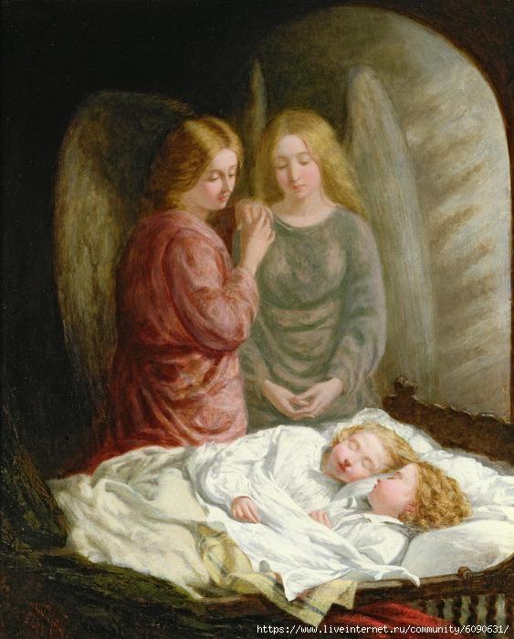 Имя твоего ангела-хранителя по дате рождения.