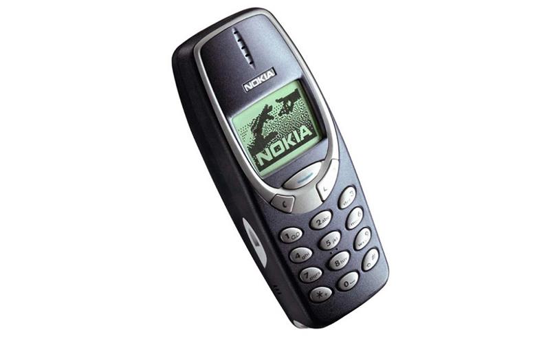 Легендарная Nokia 3310 вернется на прилавки