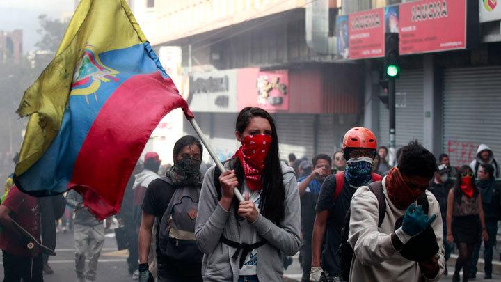 Проклятие Ассанжа. Эквадор свергает Ленина геополитика