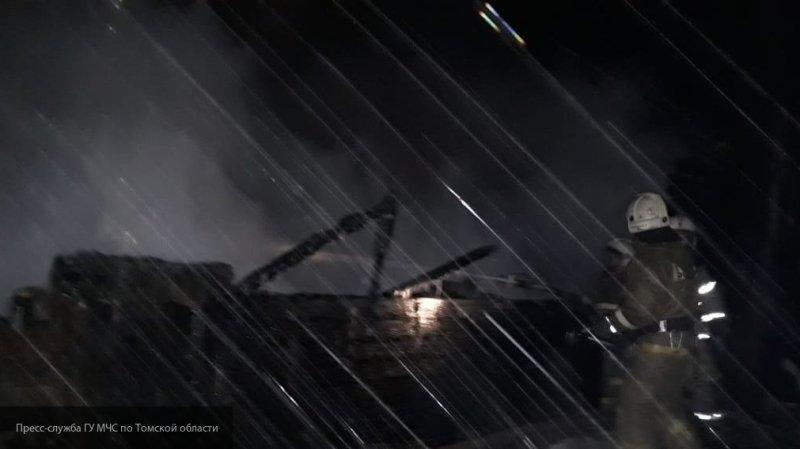 Количество погибших в пожаре в Томской области возросло до 11 человек