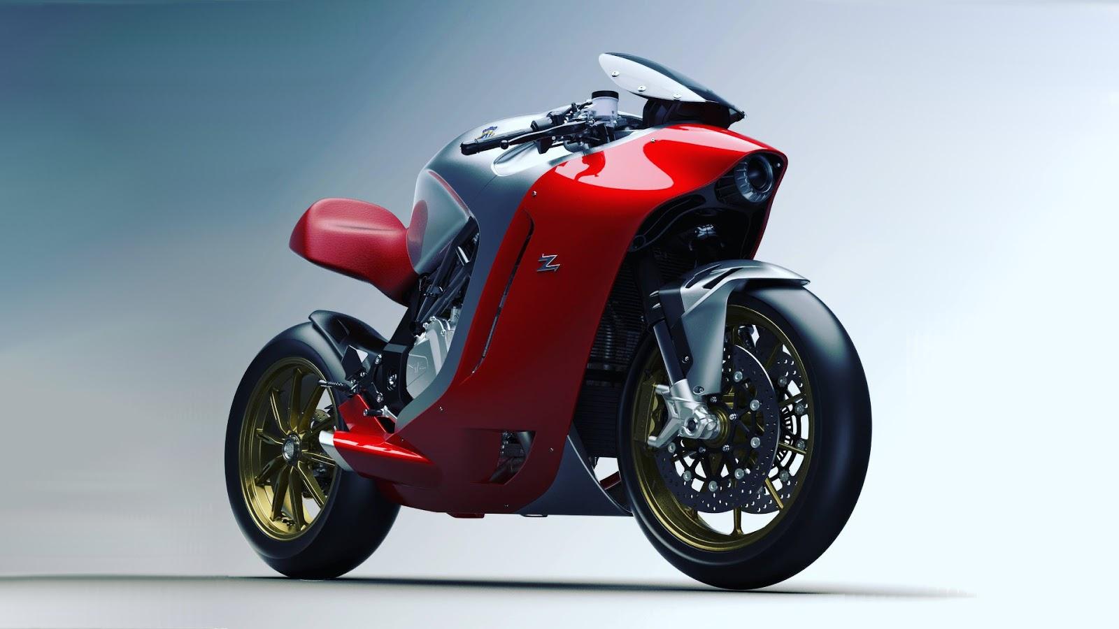 Топ-10 самых отталкивающих мотоциклов современности авто и мото,тюнинг