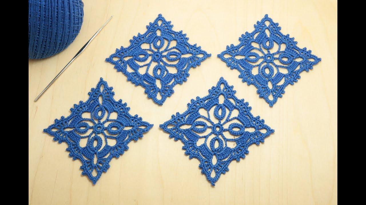 Вязаные крючком фрагменты в переделке и декорировании одежды