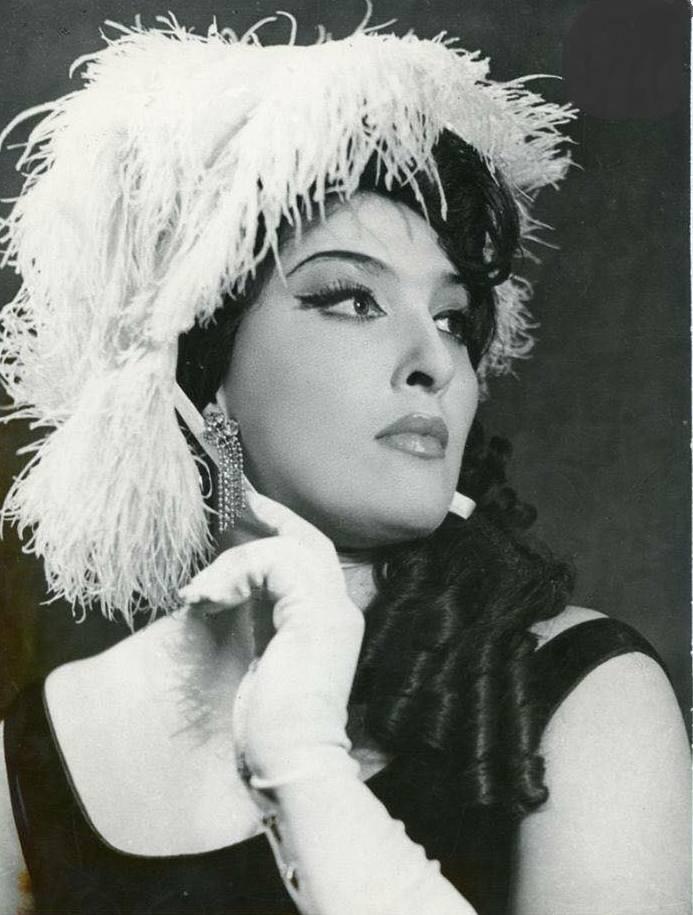 Роскошная женщина и оперная дива Цисана Татишвили