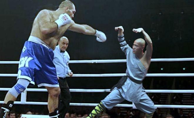 Боец ММА разоблачает Вин-Чун и кунг-фу: побеждает одним движением