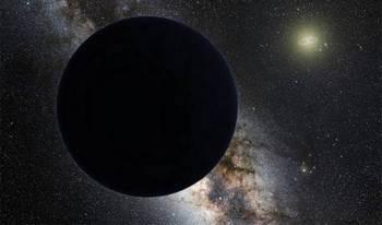 Планета Х сдвинула всю Солнечную систему