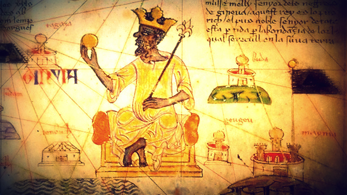 2. Муса I. 1312 — 1337 ($400 млрд.) Богатейшие люди, богатство