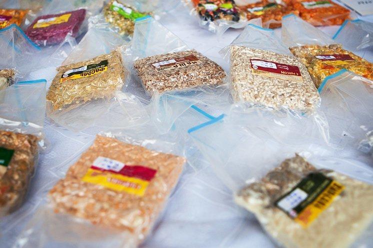 Откуда берется космическая тушенка еда, космическая тушенка, космос, фоторепортаж