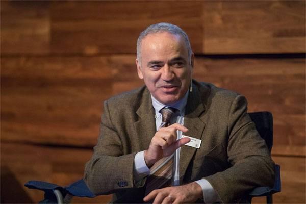 Гарри Каспаров: Свободный мир должен поддержать российских олигархов в борьбе с Путиным
