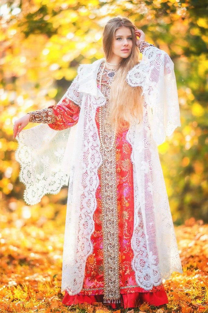древнеславянская одежда фото женская открыть все