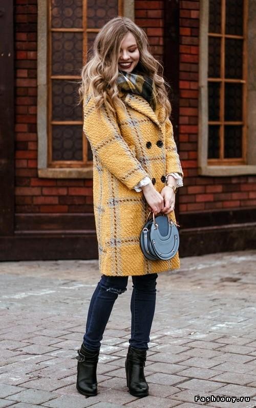 Встречаем весну: модные пальто на любой вкус!