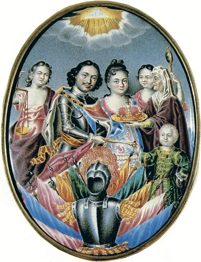 Просветительская деятельность Петра Великого история