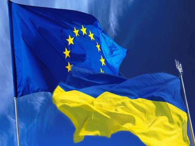 Украину впустили в ЕС