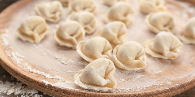 6 рецептов теста для вкуснейших пельменей рецепты
