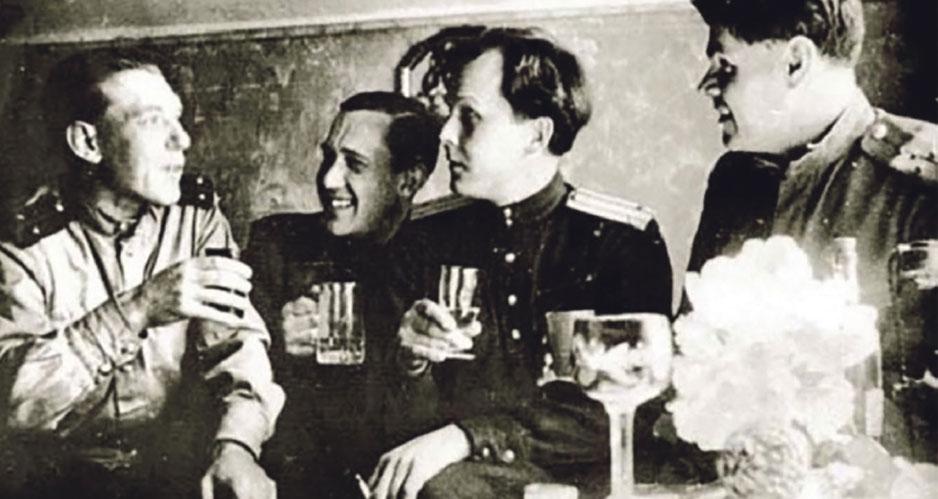 Как Теркин брал Берлин история