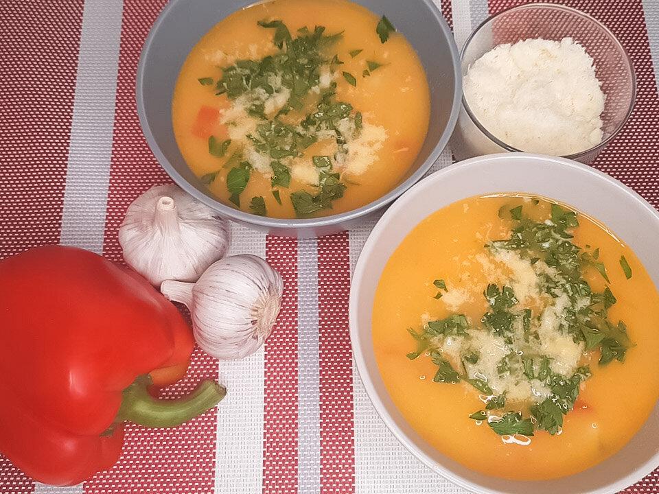 4 рецепта лёгких овощных супов