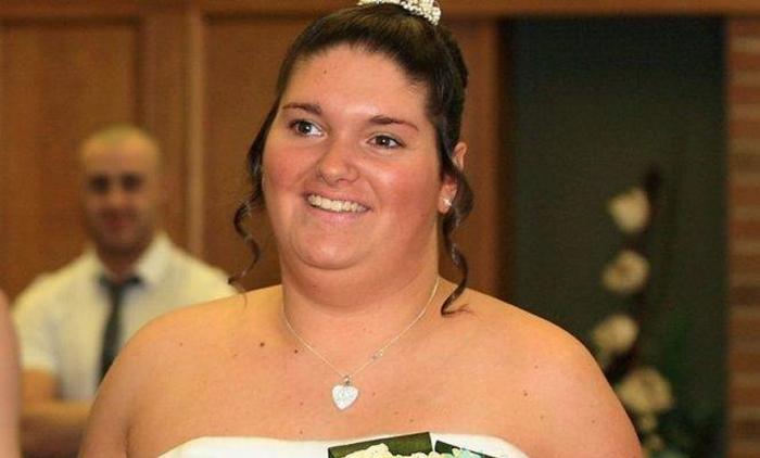 После того как от нее ушел муж, женщина похудела и стала красоткой супер
