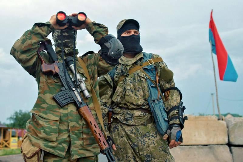 Народная милиция – защитники Донбасса или мальчики для битья? украина