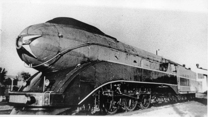 Паровозы 2-3-2К (тип 2-3-2 Коломенского завода; заводское обозначение — П12) — опытные советские скоростные паровозы типа 2-3-2, спроектированные и построенные в 1937—1938 гг. на Коломенском заводе вагоны, железнодорожные, изобретения, поезда, рельсы, факты, фантазии