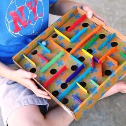 Самые изобретательные игрушки для детей, сделанные родителями