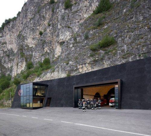 Альпийская пожарная часть