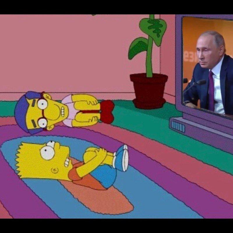 Странное дело. Согласно последним данным, продажи подгузников в США выросли на 587%. Так что, Путин точно не напугал? Трамп, выборы, оружие, президент, путин, ракета, россия, страна