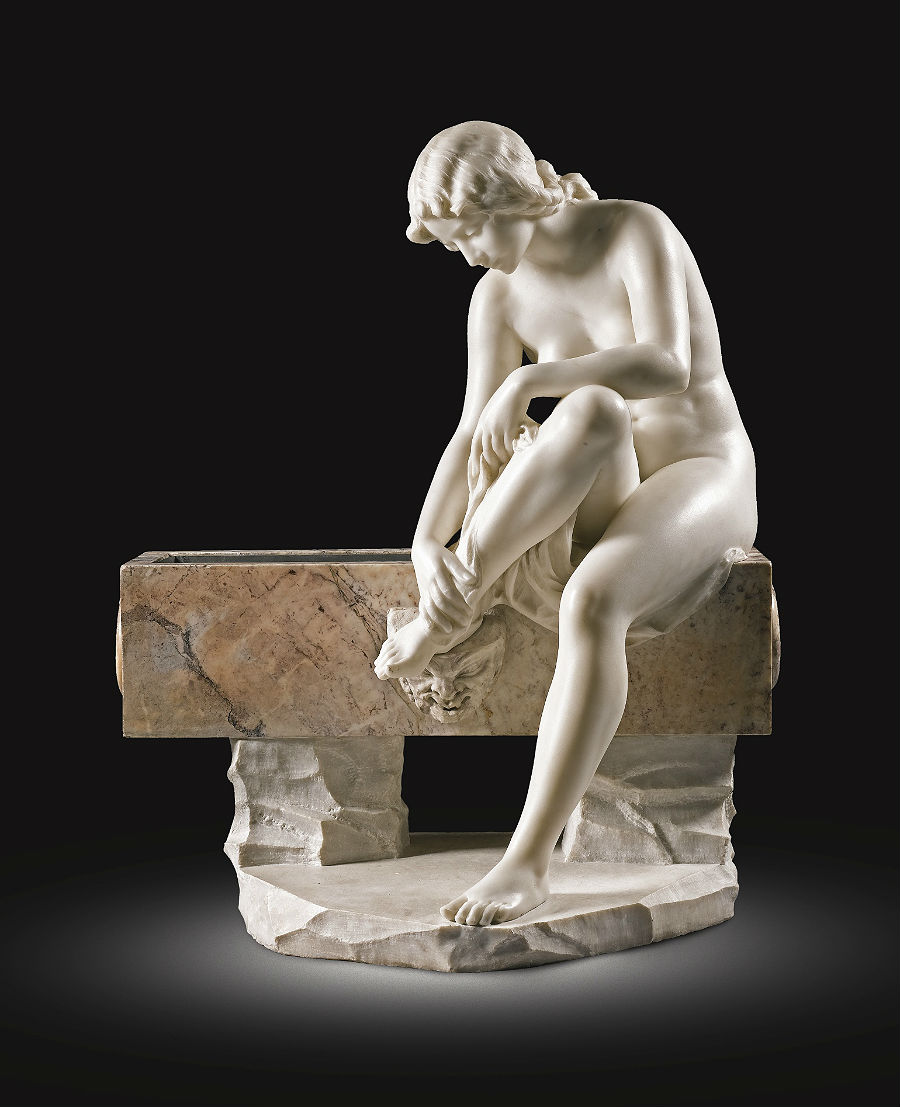 Красота сквозь века, скульптура 19-20 столетий