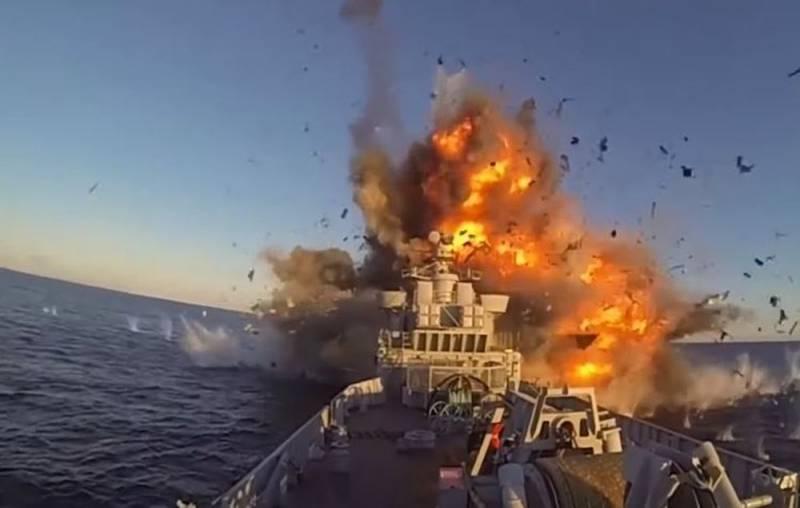 Морпехи США потопили корабль у побережья Калифорнии новой ракетой Новости