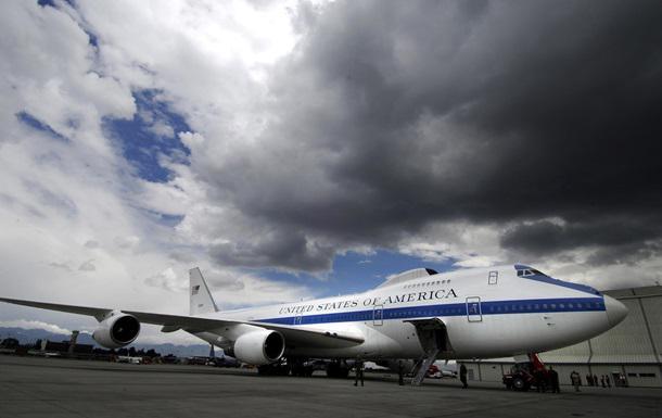 Накал достиг апогея: США подняли в небо самолёт «судного дня»
