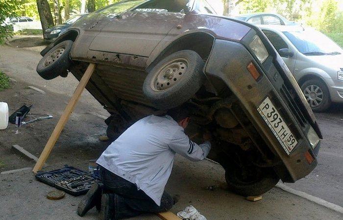 «Пятерка» серьезных вещей в машине, которые лучше и не пытаться чинить самостоятельно