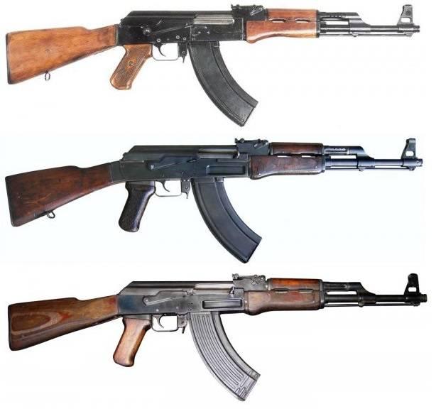 Комбинированное стрелковое оружие: причины, проекты и перспективы оружие