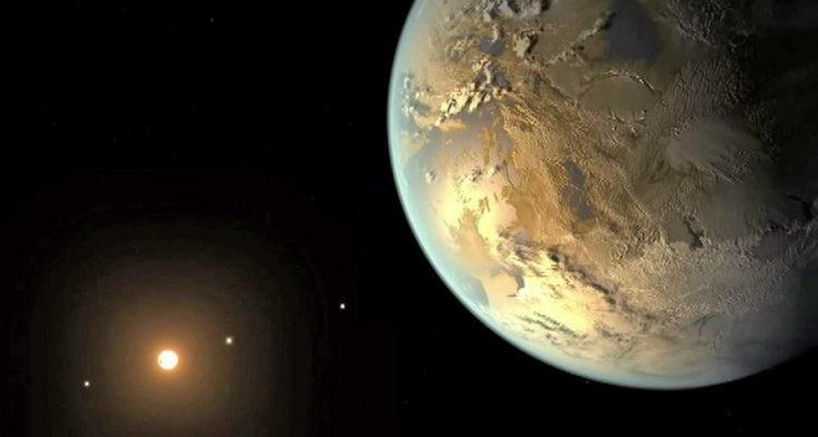 Планета-двойник Земли с обит…