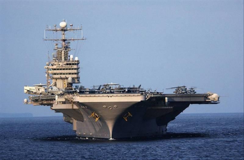 Американский флот устарел из-за русских ракетных технологий