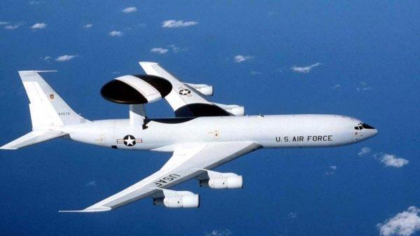 Только на прошлой неделе средствами ПВО РФ обнаружено 23 самолета-разведчика НАТО
