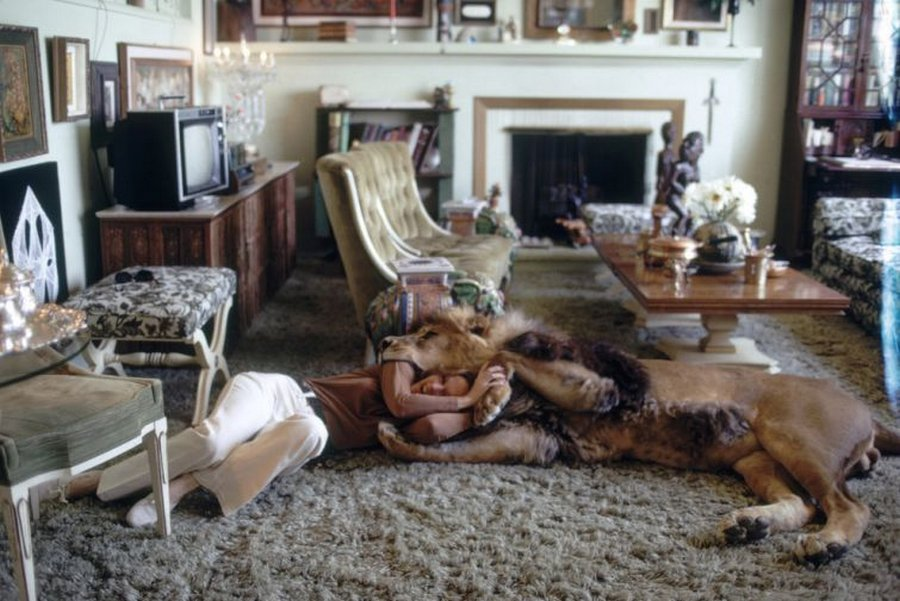 Удивительные кадры Мелани Гриффит из 70-х