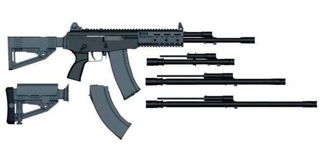 Почему модульное оружие есть зло? оружие