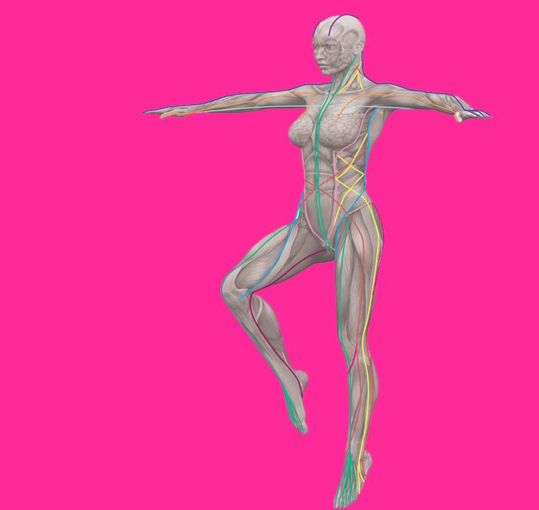 2 шикарных упражнения для женщин, которые приведут в форму проблемные зоны.