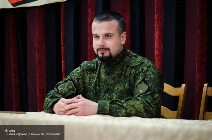 В ДНР взяли в плен нетрезвого украинского военного