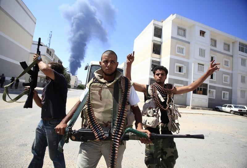 Банды террористов намерены выгнать мисуратские группировки из Триполи