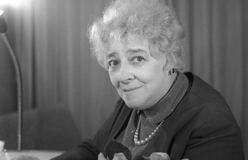 Фаина Раневская Пельтцер, Рина Зелёная, актрисы, советское кино, фото в молодости