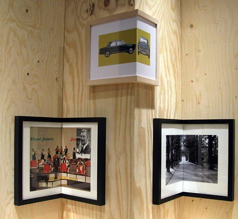 3. Теперь только вы решаете, где повесить фото или картину, не спрашивая разрешения у стен гениальные вещи, дизайн, идеи, интересно, просто и гениально, фото