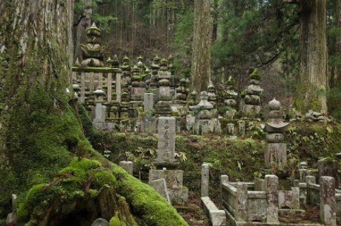 Кладбище Окуно-ин