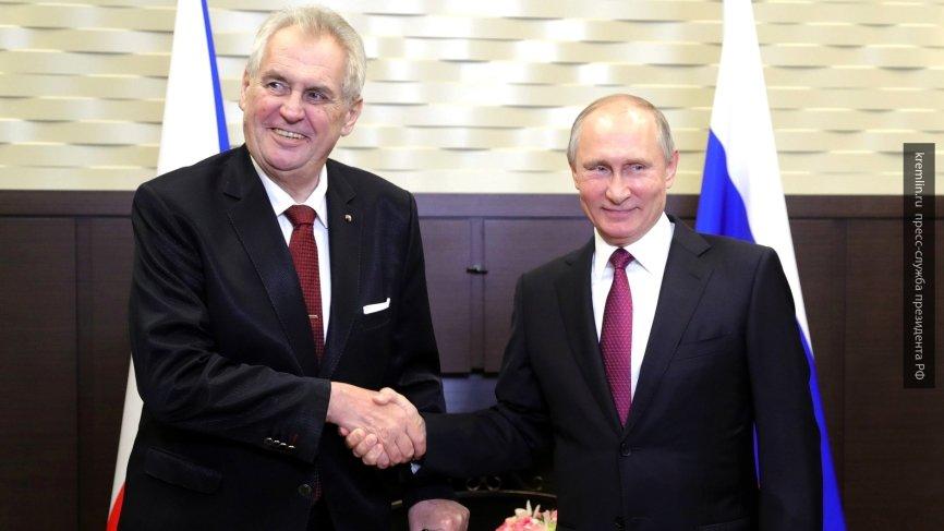 Европейцы рассыпаются в комплиментах президенту РФ: нет никого лучше Путина.