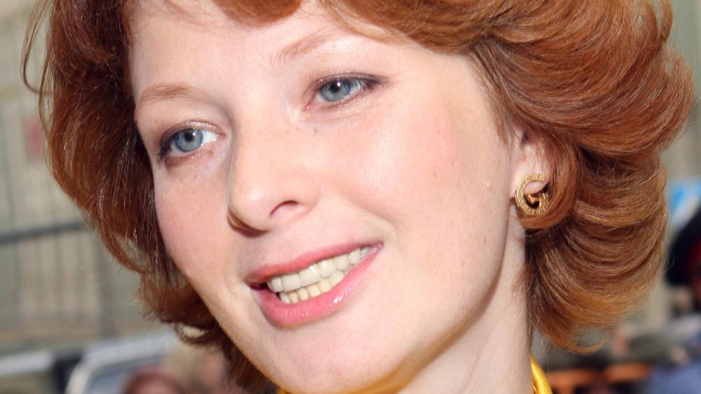 Актриса Амалия Мордвинова высказалась о жизни в России после возвращения из США Шоу-бизнес